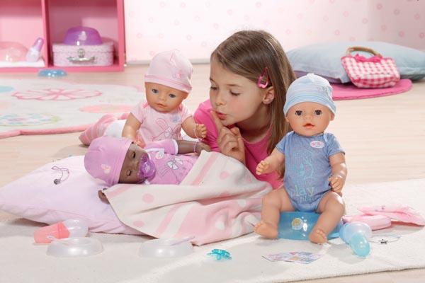 Baby Born Interactive Puppe