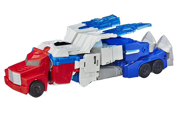 Transformers robots in disguise gigawatt optimus prime